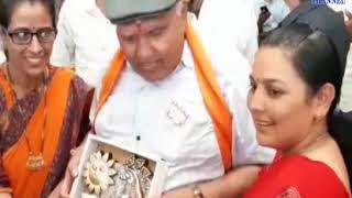 Dhoraji : BJP conquers victory in Gujarat
