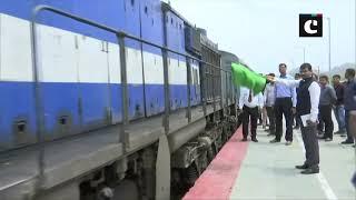 EC, NF Railway creates voting awareness through Kamakhya-Gandhidham Express train
