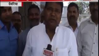 बीजेपी प्रत्याशी रविन्द्र कुशवाहा ने की वोट अपील