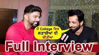 Sonu Sood Candid Conversation l Exclusive l Paltan l Dainik Savera
