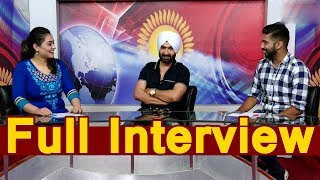 Preet Harpal | Exclusive Interview | First Time Opens His Heart | Dainik Savera