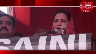 आजम खान का नाम लेकर जयप्रदा रो पड़ी रामगढ़ में