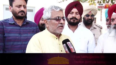 Exclusive Interview: Bullet Proof गाड़ी को लेकर MP Dharamvir Gandhi की Preneet Kaur को Advice