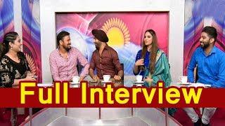 Kurmaiyan l Full Interview l  Harjit Harman, Japji Khaira ,Veet Baljit l Dainik Savera