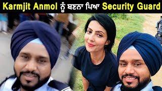 Karamjit Anmol Turns into Security Guard l Udaa Adaa l Dainik Savera