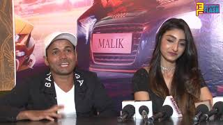 "TEAM NAWAB AT ""SAJNI VE"" SONG MEDIA LAUNCH   SRK   AAMIR SIDDIQUE   PRODUCER RUHAN MALIK   TSeries"