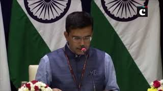 Rohingya immigrants deported in accordance with Indian law- MEA on OCHR's statement