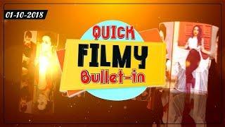 Quick Filmy Bullet-In | 1 Oct | Diljit | Prabh | Rajvir | sargun mehta | Dainik Savera