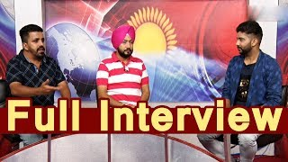 Dil Diyan Gallan ( Cover Song ) | Interview | Deep Sandhu | Irshad Kamil | Dainik Savera