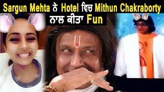 Sargun Mehta ਇਹਦਾ ਕਰਦੀ ਹੈ Time -Pass l Dainik Savera
