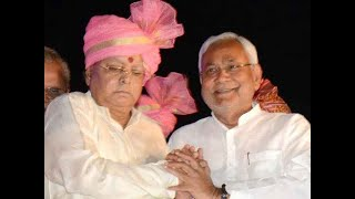 RJD chief Lalu Prasad says Nitish Kumar wanted to rejoin mahagatbandhan, JD(U) rubbishes claim