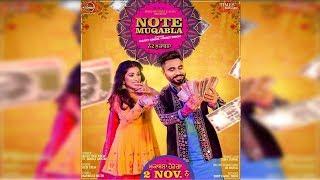 Note Muqabla | New Song | Goldy | Gurlez Akhtar | Sara Gurpal | Dainik Savera