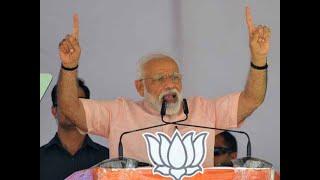 EC seeks transcript of PM Modi's speech in Wardha