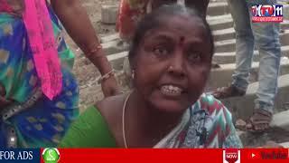 KTR రోడ్ షో కు వెళుతుండగా విజయడైరీ వద్ద రైలు ఢీకొని మహిళా మృతి