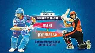 Indian T20 League 2019, Match 16- Kane Williamson's Hyderabad takes on Shreyas Iyer's Delhi