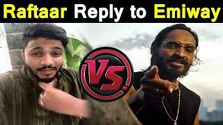 Raftaar's Unbeatable Reply To Emiway   Cold War   Dainik Savera