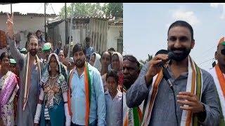 Feroz khan Winning Hearts Of Poor People In Yakuthpura And Syedabad | @ Sach News |