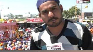 Nirmale Sant Nagar Kirtan at shri anandpur sahib | Khabar Har Pal India