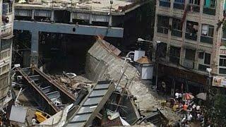Kolkata: 14 dead in under-construction bridge collapse
