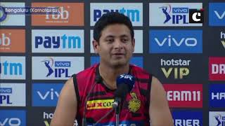 IPL 2019- Piyush Chawala appreciates Andre Russell's batting after winning match against RCB