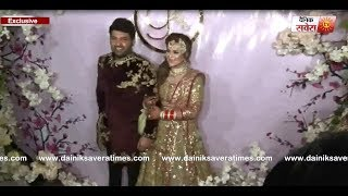 Exclusive: Kapil & Ginni की Reception Party के दौरान First Look