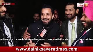 Exclusive: Kapil & Ginni Reception Party Talk With Rajiv Thakur