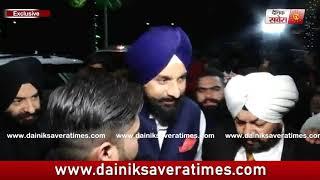 Exclusive: Kapil & Ginni Reception Party Talk With Bikram Singh Majithia