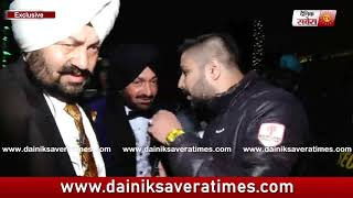 Exclusive: Kapil & Ginni Reception Party Talk With Malkit Singh