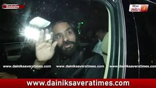 Exclusive: Kapil & Ginni Reception Party Talk With Babbu Maan