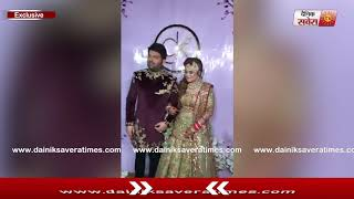 Exclusive: Kapil Sharma & Ginni in Fun Loving Mood  During There Reception Party