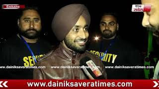 Exclusive: Kapil & Ginni Reception Party Talk With Satinder Sartaaj