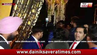 Exclusive: Kapil & Ginni Reception Party Talk With Preet Harpal