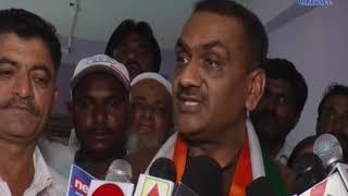 Botad : Manohar Vasani organized a felicitation rally
