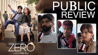 Zero ( Public Review ) Shah Rukh Khan | Aanand L Rai | Anushka | Katrina | Dainik Savera