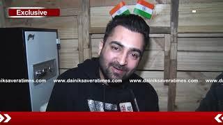 Exclusive Interview : Sharry Mann l Punjabi Singer l Dainik Savera