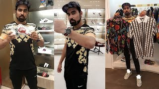 Bought 3lakh rs Gucci Dress For Youtube Fanfest *No-Clickbait*