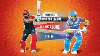Indian T20 League 2019, Match 20- Kohli's Bangalore takes on Iyer's Delhi