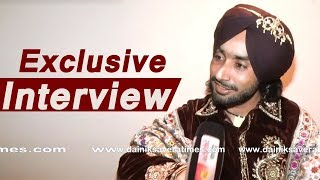 Satinder Sartaaj l Exclusive Interview l Dainik Savera