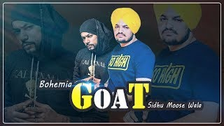 Goat l New Punjabi Song l Sidhu Moose Wala Ft. Bohemia l Dainik Savera