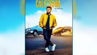 Nishawn Bhullar | California | Sukh E  Musical Doctorz | Jass Manak | New Song | Dainik Savera