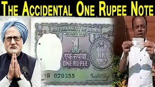 The Accidental One Rupee Note Story | Anupam Kher | Manmohan Singh | Dainik Savera