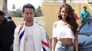 Tiger Shroff And Disha Patani GRAND ENTRY At Har Ghoont Mein Swag Song Launch | Pepsi's New Anthem