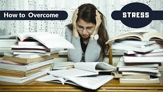 Overcoming Stress Before Exams by CA Aishwarya Khandelwal