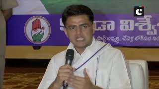 Lok Sabha elections are turning point in our nation- Sachin Pilot