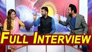 Kala Shah Kala l Exclusive Interview l Binnu Dhillon with Sargun Mehta l Dainik Savera