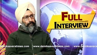 Rabbi Shergill l Exclusive Interview l Dainik Savera