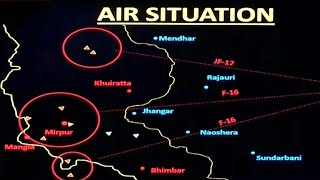 IAF releases proofs of shooting down Pakistan's F-16 fighter jet