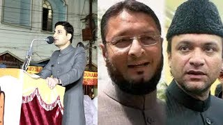 Siyasat Hamari Ghar Ki Loundi Hain | Best Replay By Rashid Khan To Aimim | @ SACH NEWS |