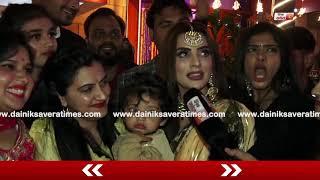 Exclusive: Yuvraj & Mansi Marriage | Jaggo Ceremony | Dainik Savera |
