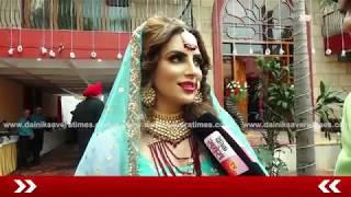 Exclusive: Yuvraj & Mansi Marriage | Mansi's First Reaction After ਅਨੰਦ ਕਾਰਜ Ceremony | Dainik Savera